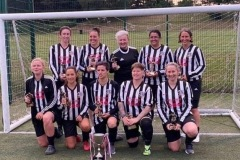 Wyrley Over 30's Cup Final Win